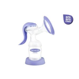 Mamin kofer Premium – s Lansinoh ručnom pumpom za izdajanje