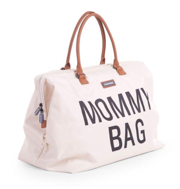 Torba Mommy Bag Big Off White